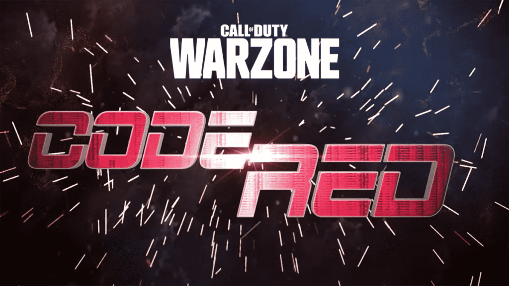 Call of Duty : Code Red Warzone tournament